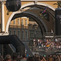 Adrenaline FMX Riders 2015 в Санкт-Петербурге :: Владимир Питерский