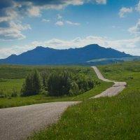 Дорога в горы :: Андрей Зарубин