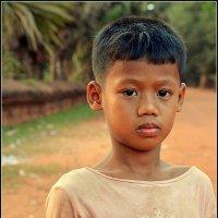 Дети #  Ангкор Ват :: Дмитрий