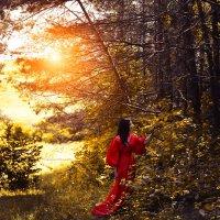 Лесовая :: Лида Спирина