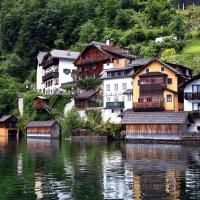 Хальштатт ( Австрия) :: 2сello Olga