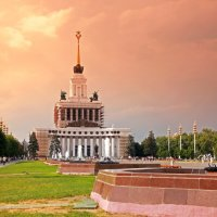 ВДНХ парк :: Нурбек Арзыбаев