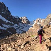 Альпиниада на пик Абая (4010 м). :: Anna Gornostayeva