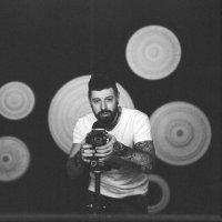 Self-portrait :: Dmitriy Lobanov