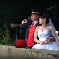 Gangsta Wedding :: Анастасия Эверстова