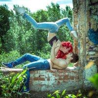 Любовь и спорт :: михаил шестаков