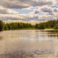 Озеро :: Андрей Дворников