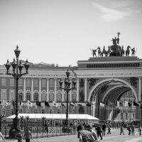 европейские туристы :: сологенн .
