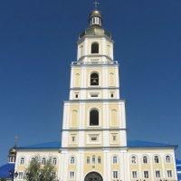 Дзвіниця монастиря Банчени :: Степан Карачко