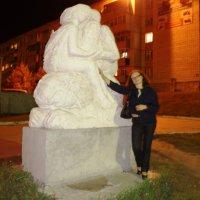 Экскурсия по вечернему городу :: Наталья Золотых-Сибирская