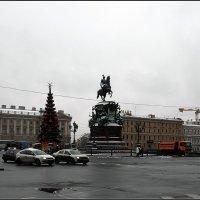 Памятник Николаю I :: Вера