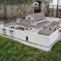 Херсонес в миниатюре-Уваровская базилика :: Александр Костьянов
