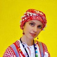 Костромская мадонна :: Валерий Талашов