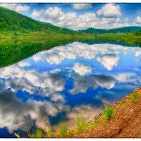 Озеро Чейбек-Коль. :: Иван Янковский