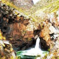 Верхняя часть водопада Куркуре. :: Иван Янковский