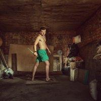 Однажды в гараже - 2 :: Сергей Лукин