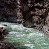 Горная река :: Андрей Кулаков