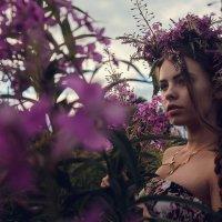 цветочная принцесса :: Екатерина Григорьева
