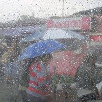 Дождь :: Наталья Джикидзе (Берёзина)