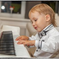 Пианист :: Leo Alex Photographer
