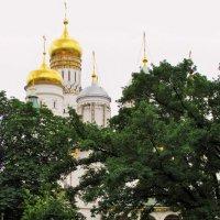 в Кремле :: Yulia Sherstyuk