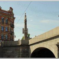 Обуховский мост :: Владимир Гилясев