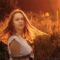 На закате :: Юлия Игнатьевская