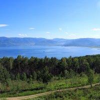 Южный берег Байкала :: Алексей Белик