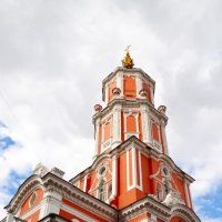 Церковь архангела Гавриилв :: Владимир Болдырев