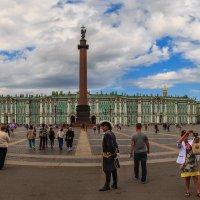 Повседневная жизнь Дворцовой Площади :: Александр Кислицын