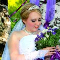 Невеста Ирина :: Алина Батырева