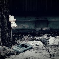 Спят усталые игрушки... :: Sage Ekchard