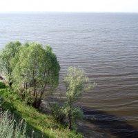 Река Кама :: Иля Григорьева