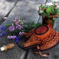 Алтайская фляжка :: Иля Григорьева