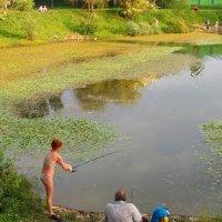 Новая техника рыбалки :: Андрей Лукьянов