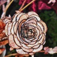 Роза из бересты :: Светлана Игнатьева