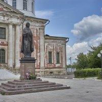 Памятник святой благоверной княгине Анне Кашинской. :: Михаил (Skipper A.M.)
