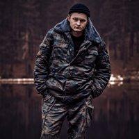 Автопортрет:) :: Дмитрий Крестоварт
