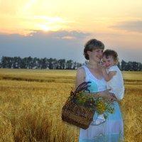 На закате дня :: Ирина Герасименко (Новикова)