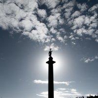 Александровская колонна :: Олег Шишков