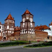 Мирский замок :: Екатерина Гринь