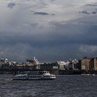 На реке Нева :: сергей адольфович