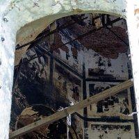 Казанский храм.Остатки росписи :: Galina