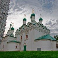Прогулка по Новому Арбату :: Ирина Шарапова