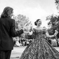 Ах, эти танцы! :: Владимир Клещёв