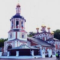 Церковь Рождества Христова что в Измайлове :: Борис Александрович Яковлев