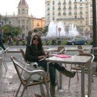 Минутка покоя, Валенсия :: Ксения Черных