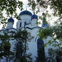 Храм Покрова Пресвятой Богородицы :: Елена Павлова (Смолова)