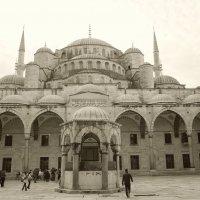 Мечеть Султанахмет Стамбул :: Swetlana V