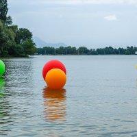 Праздничные шары :: Николай Николенко